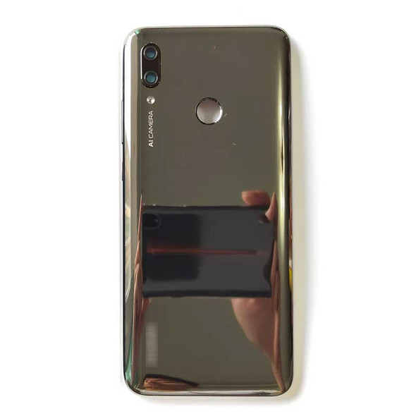 Huawei P Smart 2019 Back Housing with Side Keys Black | Parts4Repair.com