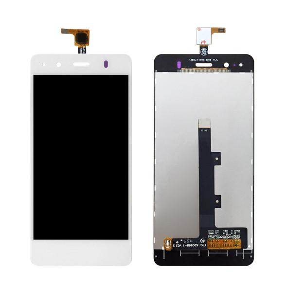 BQ Aquaris A4.5 LCD Screen Digitizer Assembly White   Parts4Repair.com