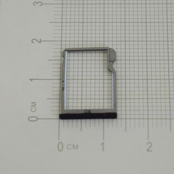 BQ Aquaris M5.5 SD Card Tray Black | Parts4Repair.com