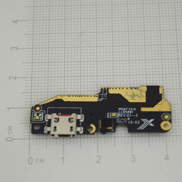 BQ Aquaris X5 Charging Connector PCB Board | Parts4Repair.com