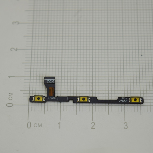 BQ Aquaris X X Pro Side Key Flex Cable | Parts4Repair.com