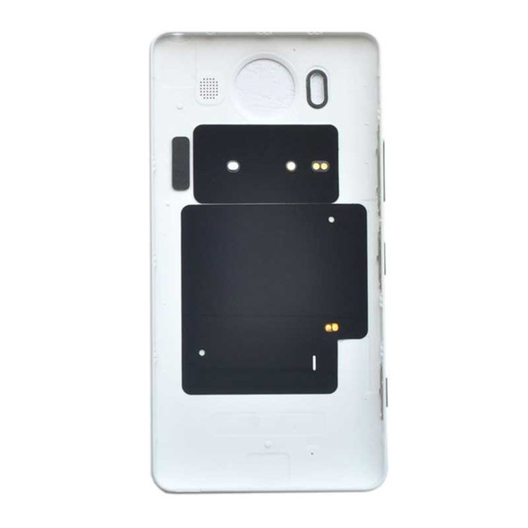 Microsoft Lumia 950 Back Housing Cover with NFC QI Coil White | Parts4Repair.com