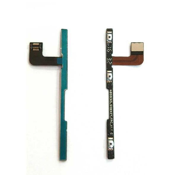 ZTE Nubia N1 NX541J Side Key Flex Cable   Parts4Repair.com