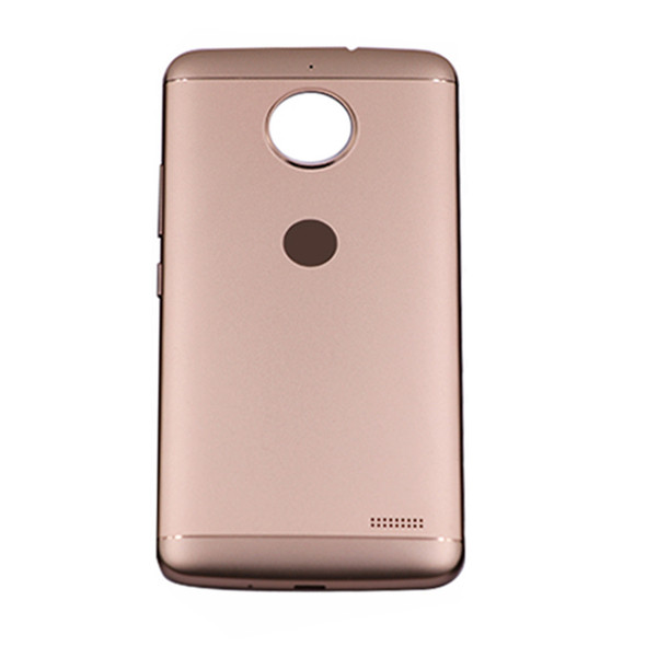 Motorola Moto E4 Back Housing with Side Keys Gold | Parts4Repair.com