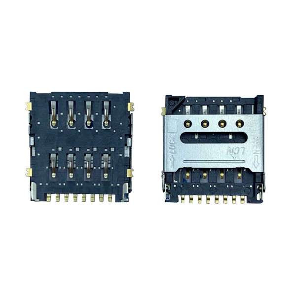 CAH99-08153-0105 1.5H Hingle SIM Card Connector | Parts4Repair.com