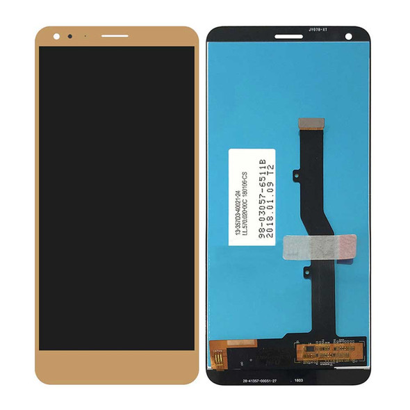 ZTE Blade V9 LCD Screen and Digitizer Assembly Gold | Parts4Repair.com