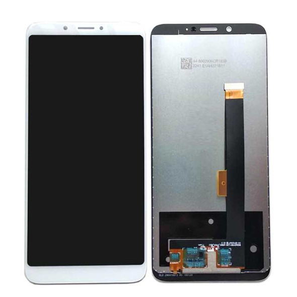 ZTE Nubia N3 NX608J LCD Screen Digitizer Assembly White | Parts4Repair.com