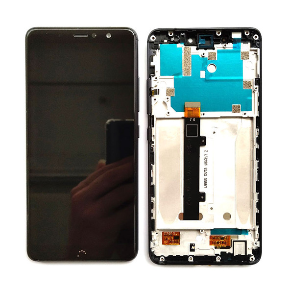 BQ Aquaris X2 LCD Screen and Digitizer Assembly from www.parts4repair.com