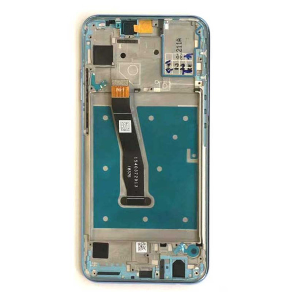 Honor 10 lite LCD Screen Digitizer Assembly with Frame Blue   Parts4Repair.com