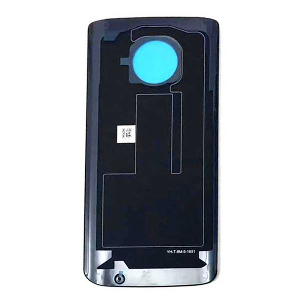 Motorola Moto G6 Plus Back Cover Light Blue | Parts4Repair.com