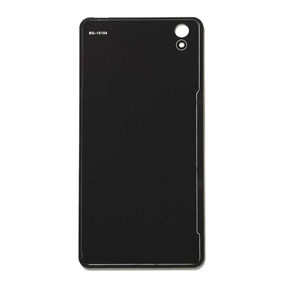 Generic Back Glass Cover for Oneplus X Black | Parts4Repair.com