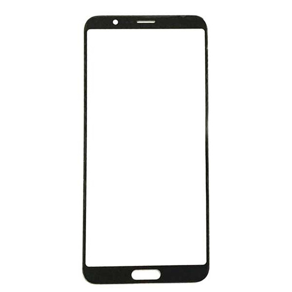 Huawei Honor View 10 Front Glass Replacement Black | Parts4Repair.com