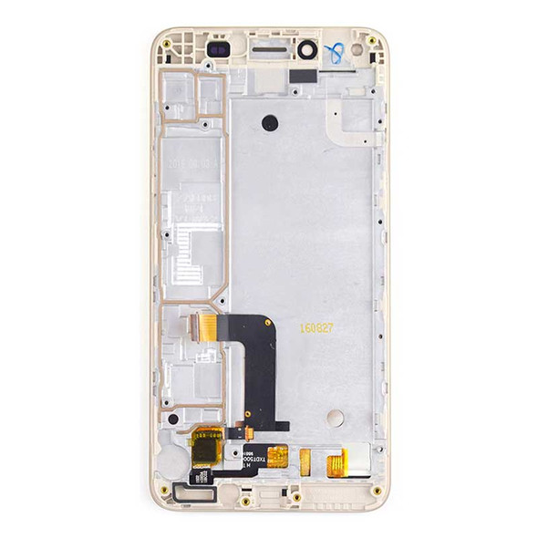 Huawei Y5 II 4G LCD Screen Digitizer Assembly with Frame Gold | Parts4Repair.com
