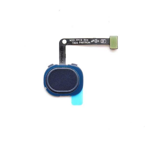 Samsung Galaxy M20 M205 Fingerprint Sensor Flex Cable Black | Parts4Repair.com