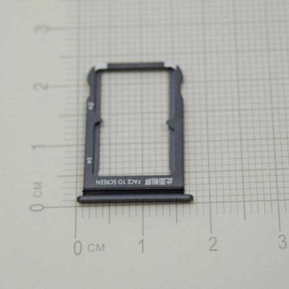 Xiaomi Mi 9 SIM Tray Piano Black | Parts4Repair.com