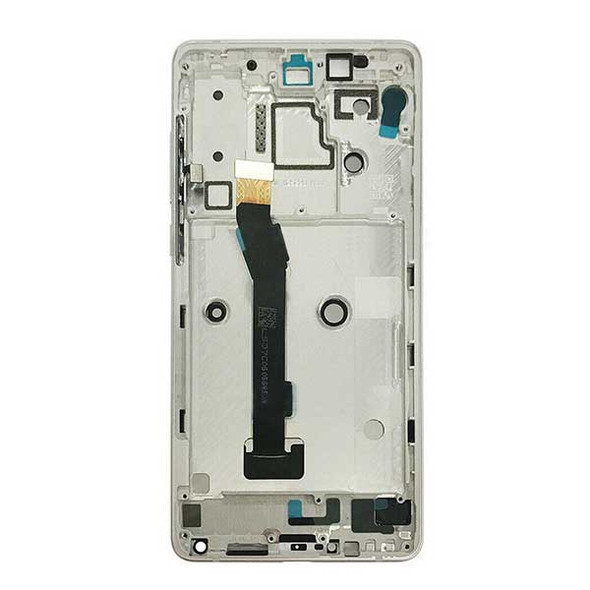 Xiaomi Mi Mix 2s Screen Assembly with Frame White | Parts4Repair.com
