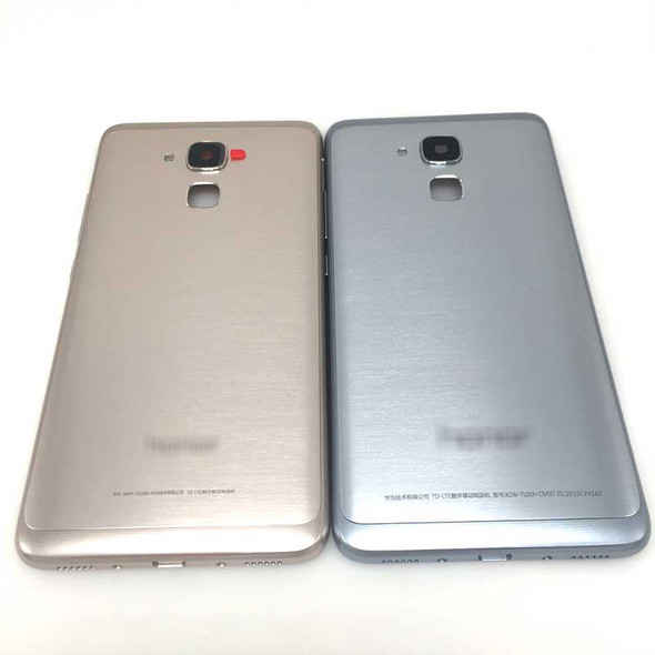 Huawei Honor 5C Back Housing with Side Keys Grey   Parts4Repair.com