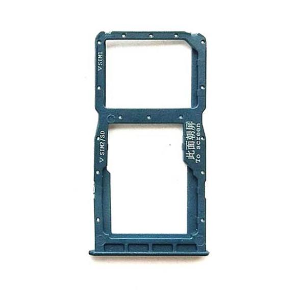 Huawei P30 Lite Nova 4e SIM Tray Blue | Parts4Repair.com