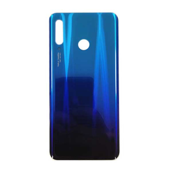 Huawei P30 Lite Nova 4e Back Glass with Adhesive (24MP) Blue | Parts4Repair.com