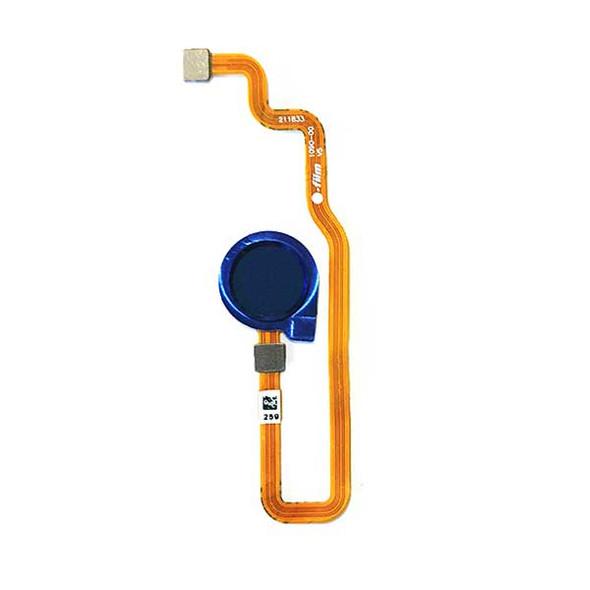 Huawei Honor 8X Max Fingerprint Sensor Flex Cable Blue | Parts4Repair.com