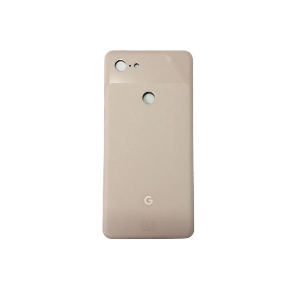Google Pixel 3 XL Back Glass with Adhesive Pink | Parts4Repair.com