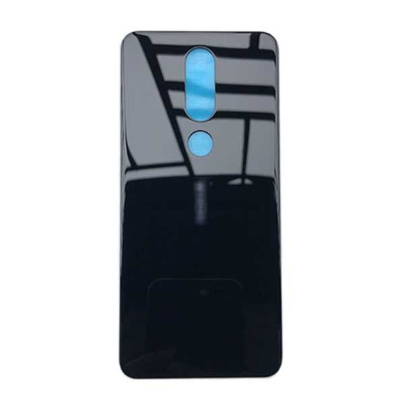 Nokia 5.1 Plus X5 Back Glass with Adhesive Blue | Parts4Repair.com