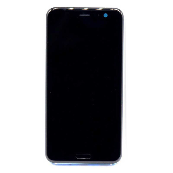 Complete Screen Assembly with Frame for HTC U11 Sapphire Blue | Parts4Repair.com