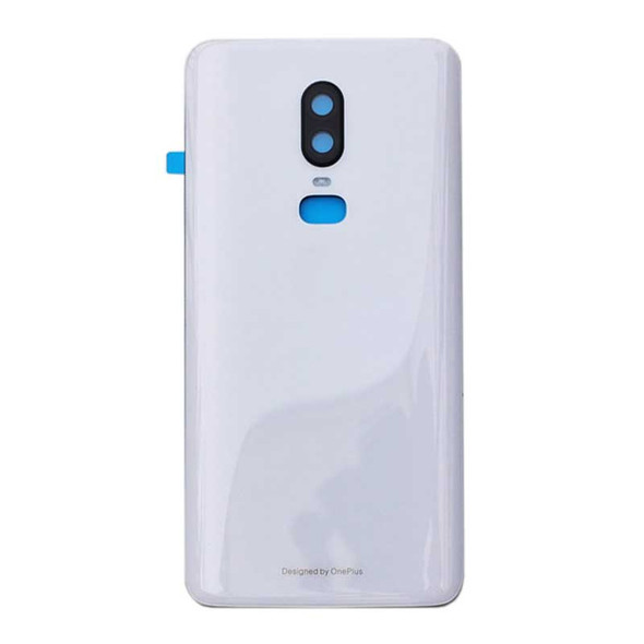 Oneplus 6 Back Housing Cover White | Parts4Repair.com