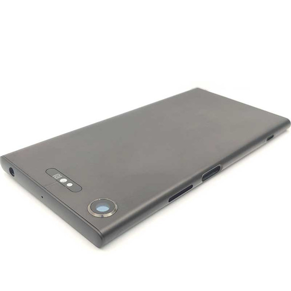 Sony Xperia XZ1 G8341 G8342 Back Housing Cover Black | Parts4Repair.com