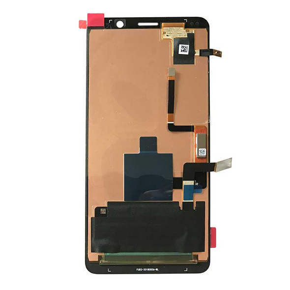 Nokia 9 Pureview LCD Screen Digitizer Assembly Black | Parts4Repair.com