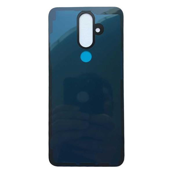 Nokia X71 Back Glass Cover Black | Parts4Repair.com