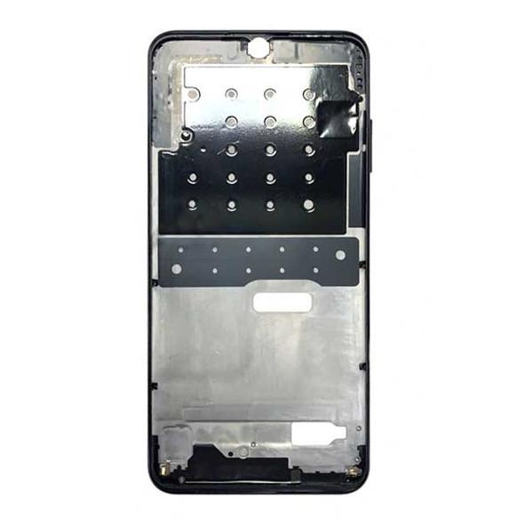 Huawei P30 Lite Nova 4e Middle Frame with Side Keys Blue | Parts4Repair.com