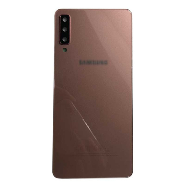 Samsung Galaxy A7 2018 A750 Back Housing Cover Pink | Parts4Repair.com