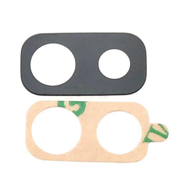 Samsung Galaxy J8 J810 Camera Glass Lens with Adhesive | Parts4Repair.com