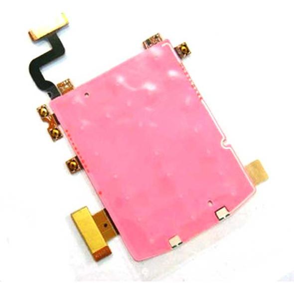 Motorola RAZR2 V8 Keypad Membrane Flex Cable from www.parts4repair.com
