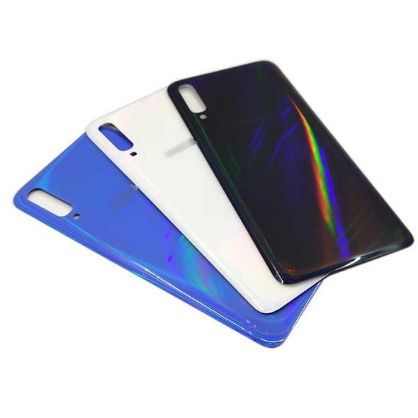 Samsung Galaxy A70 A705 Back Housing Cover Blue | Parts4Repair.com