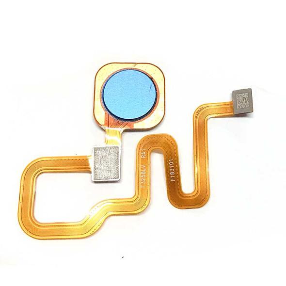 Xiaomi Redmi Note 6 Pro Fingerprint Sensor Flex Cable Blue   Parts4Repair.com