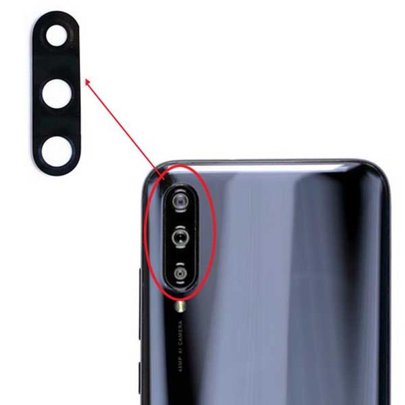 Xiaomi Mi A3 Camera Glass Lens with Adhesive | Parts4Repair.com