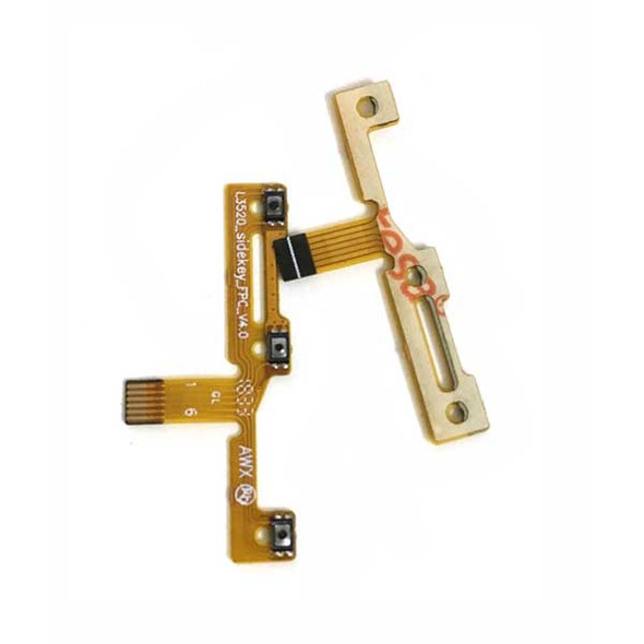Motorola One P30 Play Side Key Flex Cable | Parts4Repair.com