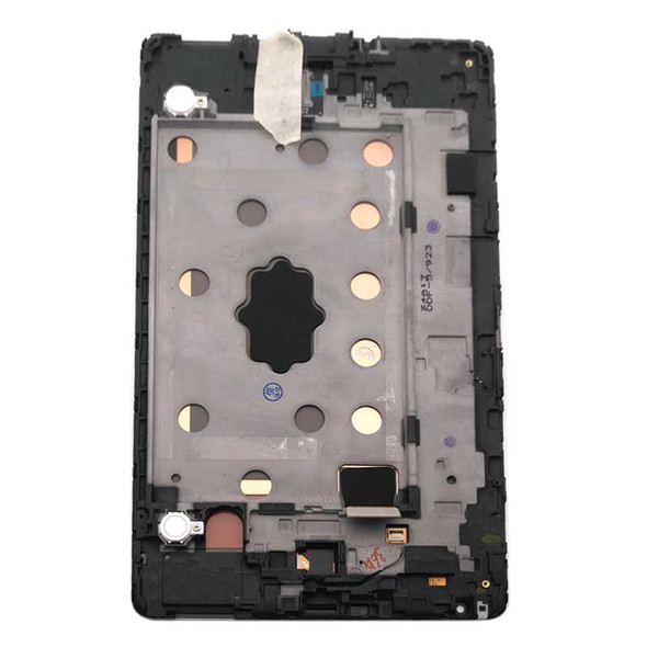 Samsung Galaxy Tab S 8.4 T705 Screen with Frame White | Parts4Repair.com