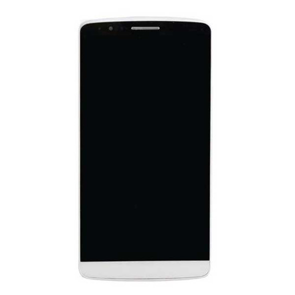 Complete Screen Assembly with Bezel for LG G3 D855 (for Europe) | Parts4Repair.com