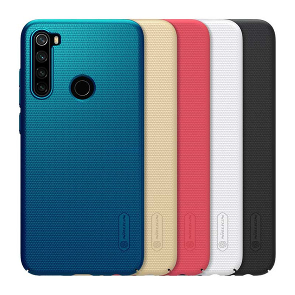 Frosted Shield Hard Back Case for Xiaomi Redmi Note 8 | Parts4Repair.com