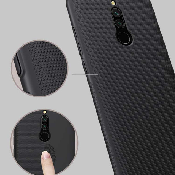 Frosted Shield Hard Back Case for Xiaomi Redmi 8 | Parts4Repair.com