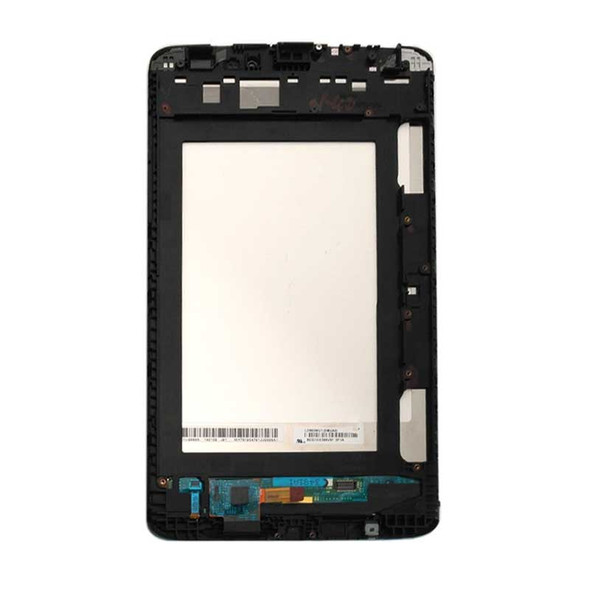 LG G Pad 8.3 V500 LCD Screen Digitizer Assembly with Frame Black | Parts4Repair.com