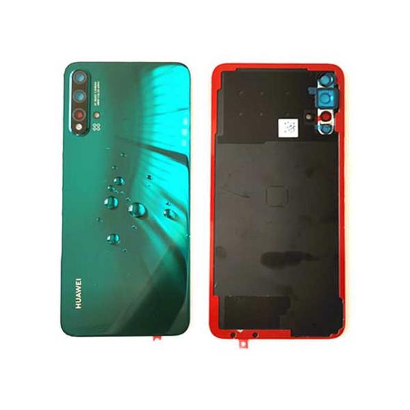 Huawei Nova 5 Nova5 Pro Back Glass with Camera Lens Green | Parts4Repair.com