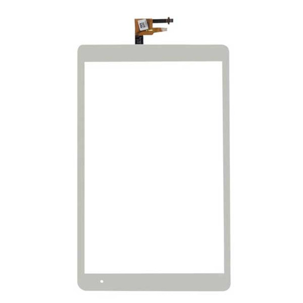Vodafone Tab Prime 6 LTE VF1497 Touch Screen Digitizer with Bezel White | Parts4Repair.com