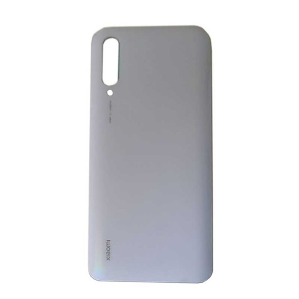 Xiaomi MI CC9 Back Glass Cover with Adhesive White | Parts4Repair.com