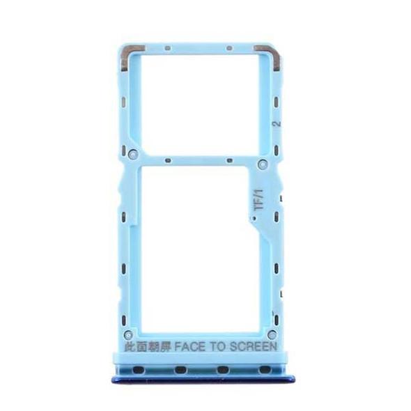 Xiaomi Mi CC9e SIM Tray Blue | Parts4Repair.com