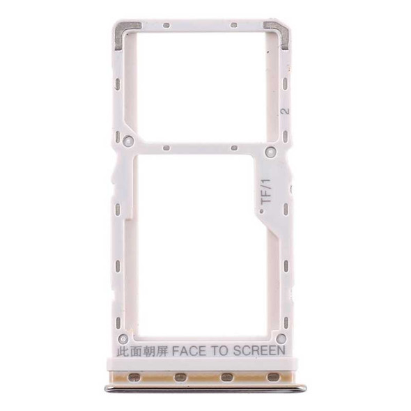 Xiaomi Mi CC9e SIM Tray Silver | Parts4Repair.com