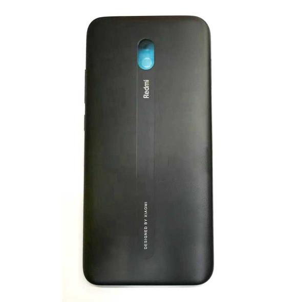 Xiaomi Redmi 8A Back Cover with Side Keys Black | Parts4Repair.com
